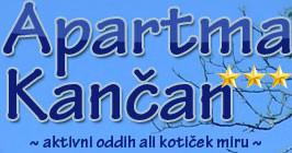 Apartma Kančan logo